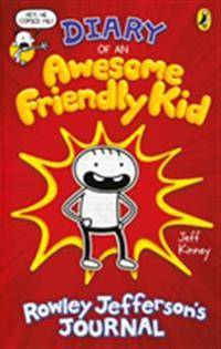 Diary of an Awesome Friendly Kid: Rowley Jeffersons