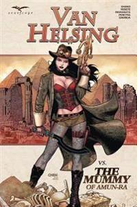 Van Helsing vs The Mummy of Amun - Ra