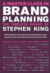 A Master Class in Brand Planning