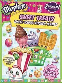 Shopkins Sweet Treats/Cheeky Chocolate (Sticker and Activity Book), Volume 2