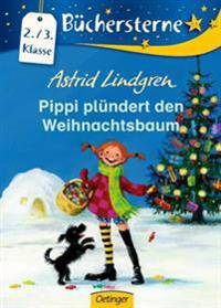 Pippi plndert den Weihnachtsbaum