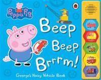 Peppa Pig: Beep Beep Brrrm!