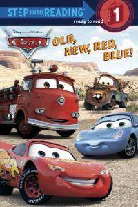 Disney Old, New, Red, Blue! (Disney/Pixar Cars)