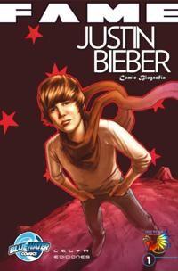 Justin Bieber. Comic Biografia