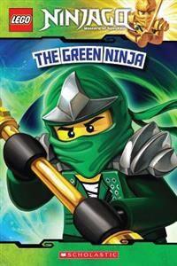 Lego The Green Ninja (Lego Ninjago: Reader)