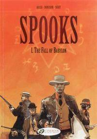 Image of Spooks Vol.1: the Fall of Babylon