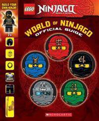 Lego World of Ninjago (Lego Ninjago: Official Guide)