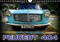 Auto-Legenden - PEUGEOT 404 (Wandkalender 2020 DIN A4 quer)