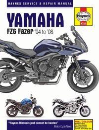 Yamaha FZ6 Fazer(04-08)