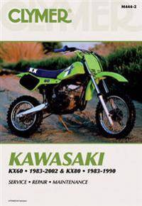 Kawasaki KX60 1983-2002 & KX80 19