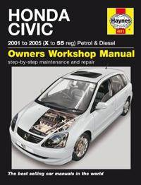 Honda Civic Petrol & Diesel
