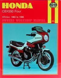 Honda CBX550 Four (82 - 86)