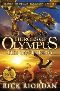 Olympus Heroes of Olympus: The Lost Hero