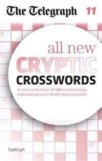 Telegraph: All New Cryptic Crosswords 11
