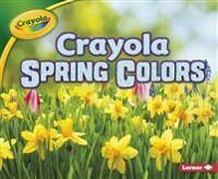Crayola Spring Colors