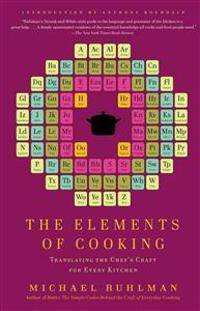 The Elements of Cooking: Translating the Chef