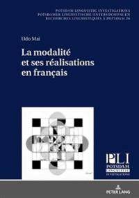 La Modalite Et Ses Realisations En Francais