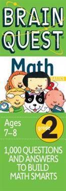 Image of Garmin Brain Quest Grade 2 Math