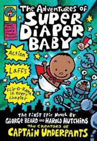Adventures of Super Diaper Baby