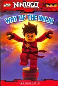Lego Way of the Ninja (Lego Ninjago: Reader)