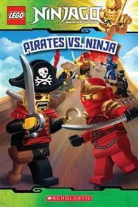Lego Pirates vs. Ninja (Lego Ninjago: Reader)
