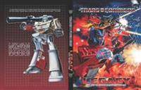 ART Transformers Legacy The Art of Transformers Packaging