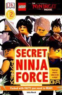 Lego The LEGO (R) NINJAGO (R) Movie (TM) Secret Ninja Force