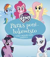My Little Pony Paras ponilukemisto