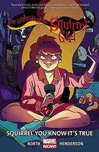 Unbeatable Squirrel Girl, The Volume 2: Squirrel You Know It