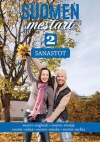 Suomen mestari 2 sanastot