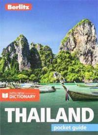 Berlitz Pocket Guide Thailand (Travel Guide with Dictionary)