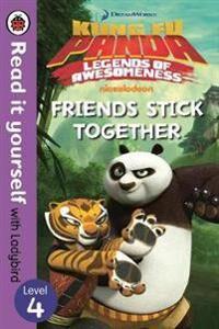 Panda Kung Fu Panda: Friends Stick Together - Level 4