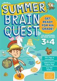 Image of Garmin Summer Brain Quest: Between Grades 3 & 4