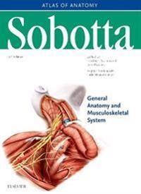 Sobotta Atlas of Anatomy, Vol.1, 16th ed., English/Latin