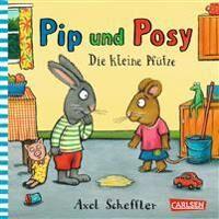 Pip und Posy: Minibuch Die kleine Pftze