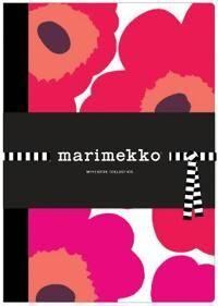 Marimekko Notebk Coll (Unikko