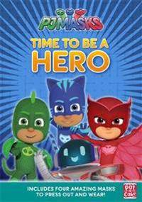 PJ Masks: Time to Be a Hero