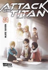 Titan Attack on Titan 24