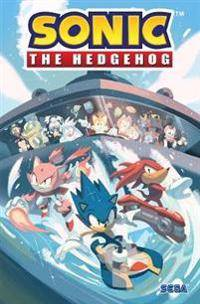 Image of Sonic The Hedgehog, Vol. 3 Battle For Angel Island