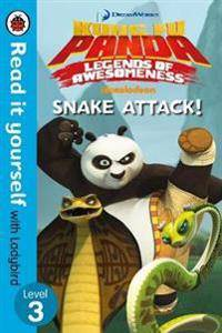 Panda Kung Fu Panda: Snake Attack! - Read it yourself with Ladybird - Level 3