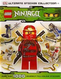 Lego (R) Ninjago Ultimate Sticker Collection