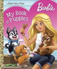 Barbie My Book of Puppies (Barbie)