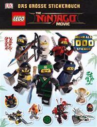 Lego THE LEGO NINJAGO MOVIE Das groe Stickerbuch