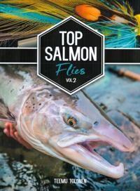 Top salmon flies