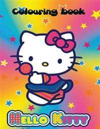 Hello Kitty colouring book, great for kids aged 3+. This great book has 70 pages to colour in an A4 book. Great for en