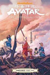 Avatar The Last Airbender - Imbalance Part Two