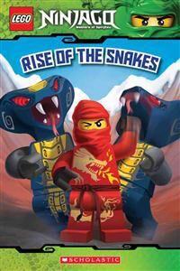 Lego Rise of the Snakes (Lego Ninjago: Reader)