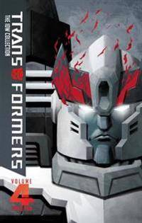 Transformers Idw Collection Phase Two Volume 4
