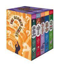 The Secret Series Complete Collection: The Name of This Book Is Secret/If You