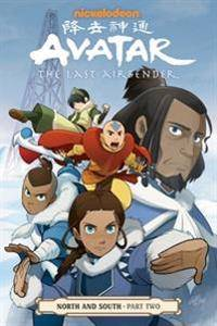 Avatar The Last Airbender - North And South Part Two